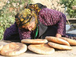 نان سنتی درگز